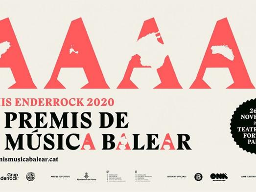 Premios Enderrock 2020