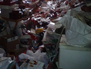 Hoarding creating a path to recovery