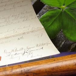 Leonard A letter