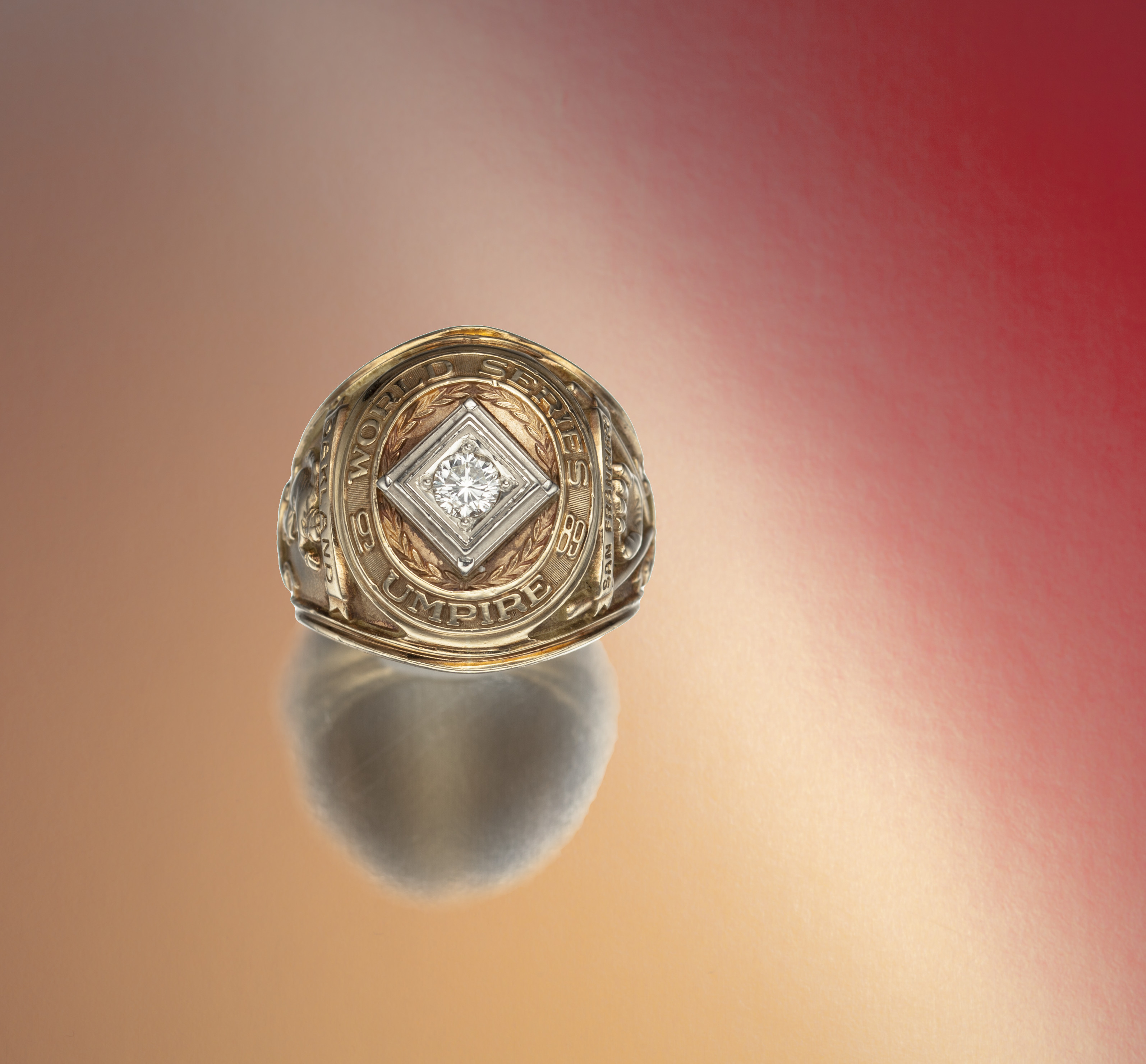 Umpire ring