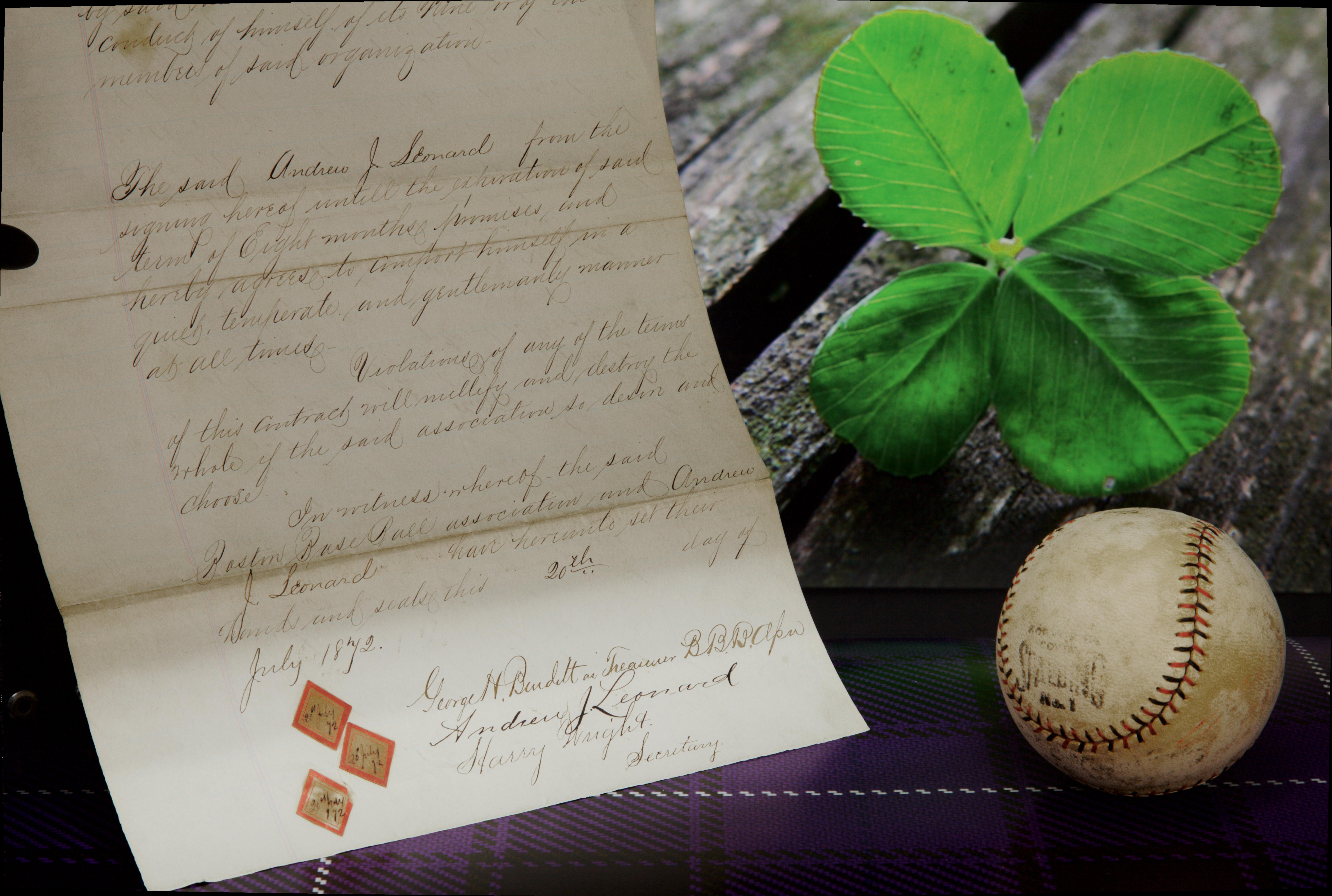 Leonard A Signature
