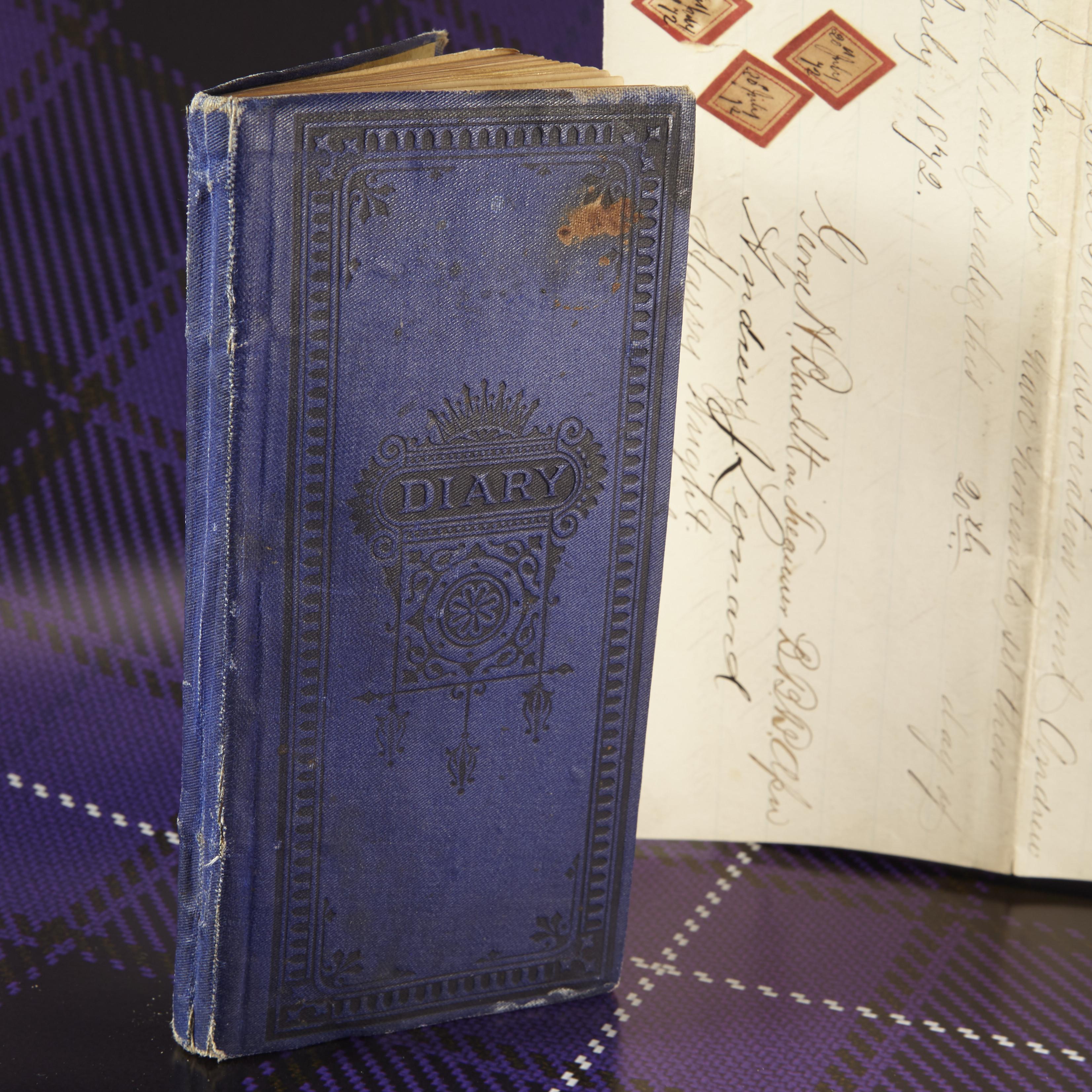 Leonard A Journal