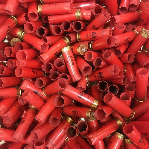 Once-Fired Red Winchester AA 12 Gauge (30 Hulls) - Free Shipping