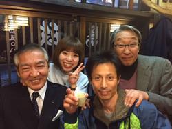 井上さん、サトミちゃん、本田君、庄ちゃん