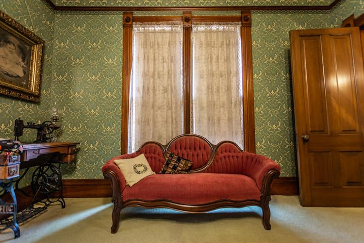 Chair upstairs bedroom