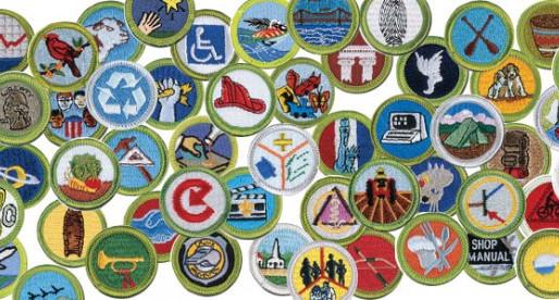 Merit Badge Weekend @ Camp Norse
