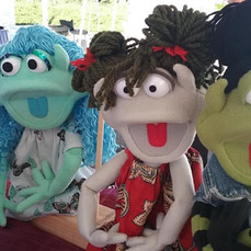 ponster puppets