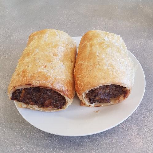 Handmade Sausage Roll