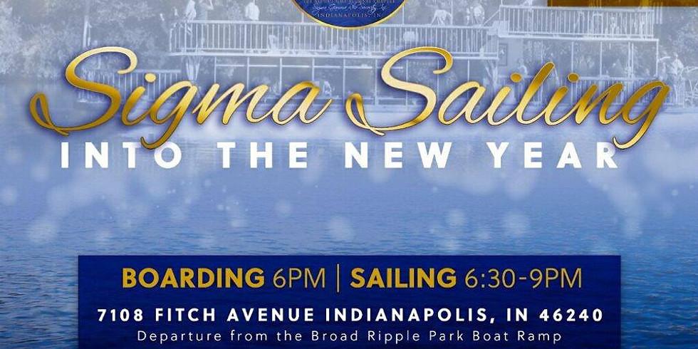 Alpha Sigma Summer Sailing