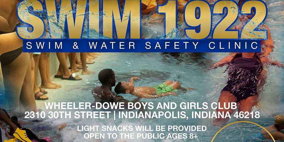 Swim 1922: Swim & Water Safety Clinic