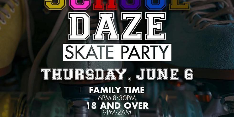 Indy NPHC 2019 School Daze Skate Party