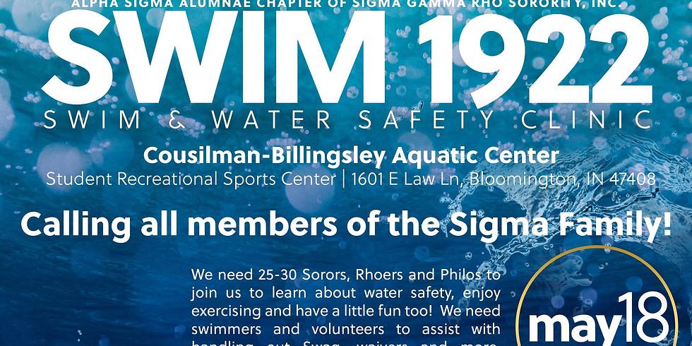 Swim 1922