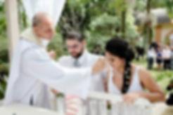 Casamento católico fora da igreja