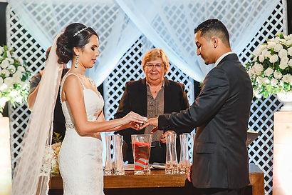 Casamento espírta