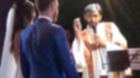 Padre para casamentos Tadeu
