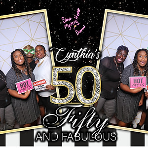Cynthia's 50 and Fabulous