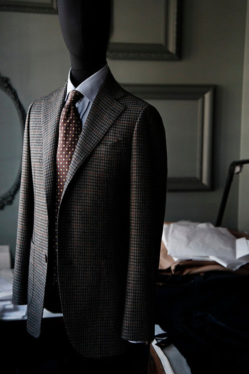 플래드 재킷