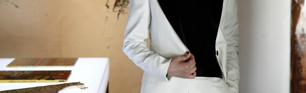 Black & White Tuxedo