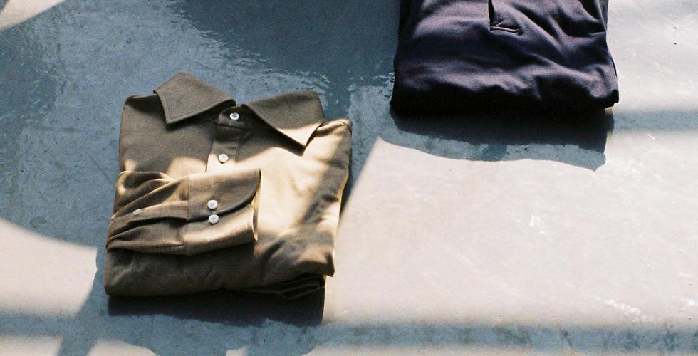 LabarcaBespoke polo shirt Project