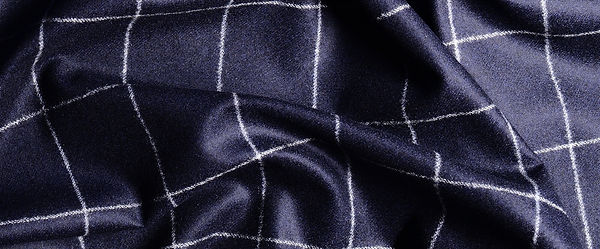 Blue-Woollen-Flannel-with-White-Squares-