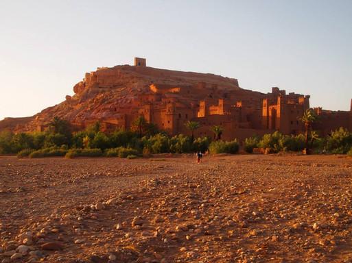 Marokko reis met familie.