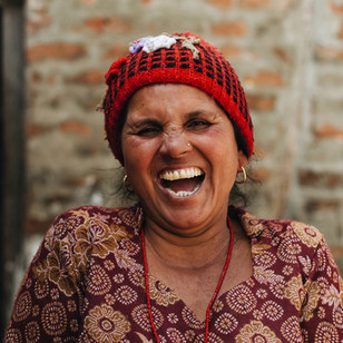 Nepal- deel 10: Power women Aama's