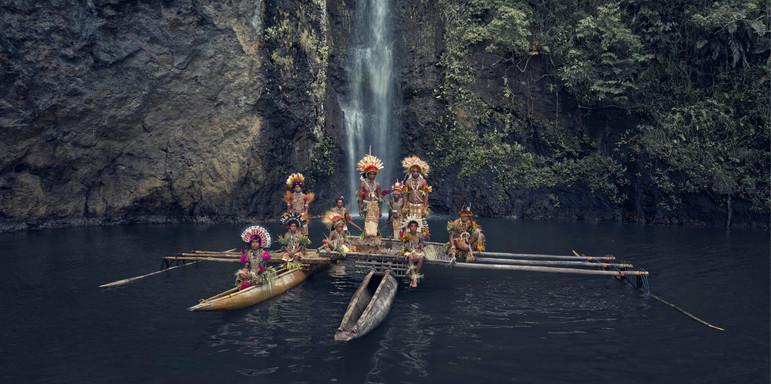 Fotografie van Jimmy Nelson, Papua New Guinea