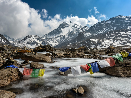 Nepal- deel 5: Namasté: 'Soften your mind and open up your heart'