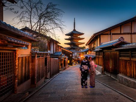 Japan- deel 3: 'Tijdelijke thuisjes'