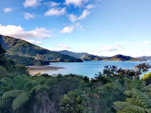 Hopewell Lodge, Marlborough Sounds, Nieuw Zeeland