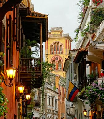 Cartagena, Old city