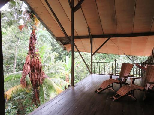 Bijzonder overnachten in Costa Rica, Cacada Verde