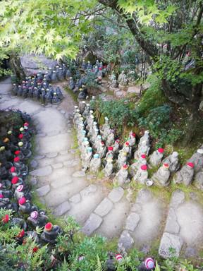 Daisho Inn Temple, Mount Misen, Miyajima, Japan
