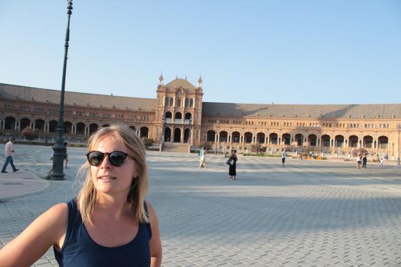 Portret Nina ( Sevilla)