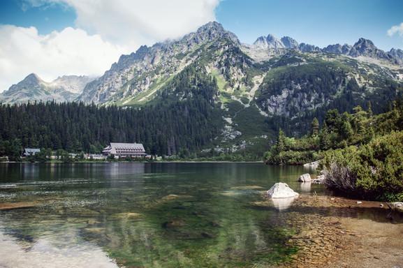 Vysoké Tatry, Slowakije