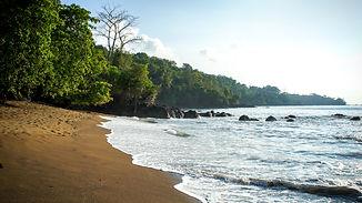 Corcovado Beach, Puntarenas, Costa Rica.