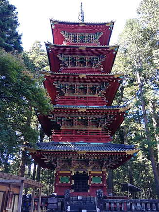 Tosho Gu Nikko Japan