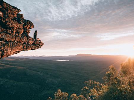 Australië- deel 2: 'Swagging'