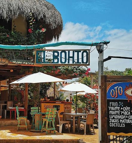 El Bohio, Palomino. Colombia