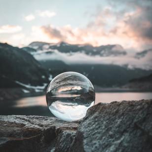 Nepal- deel 7: 'A bubble in a stream'