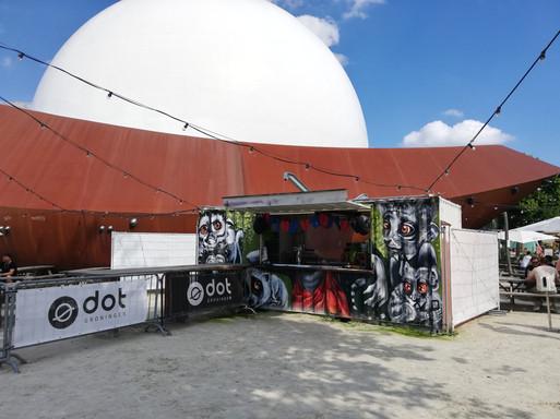Stadsstrand Dot in Groningen