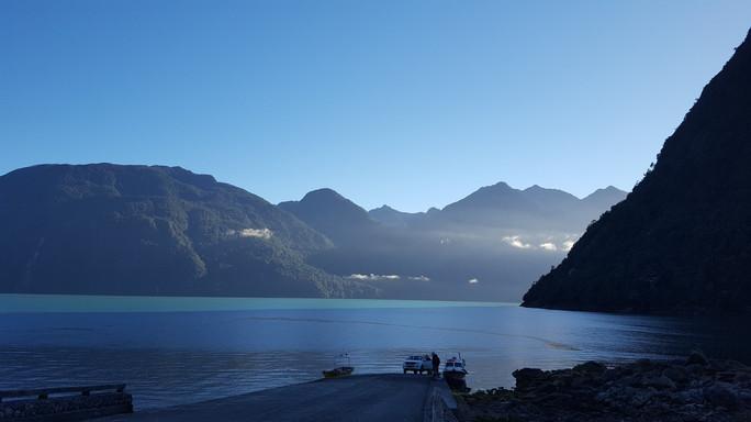 Carrera Austral route, Patagonië, Chili