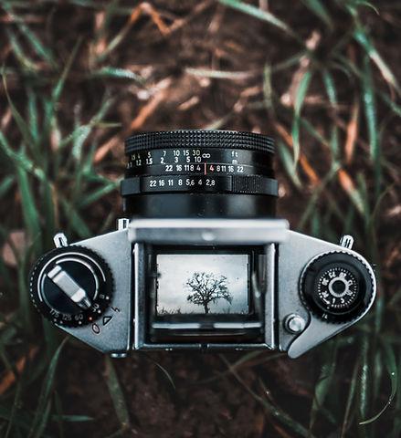 Inspirerende fotografen
