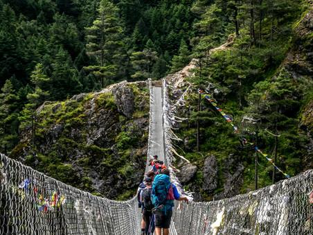 Nepal- deel 13: Een nieuw avontuur