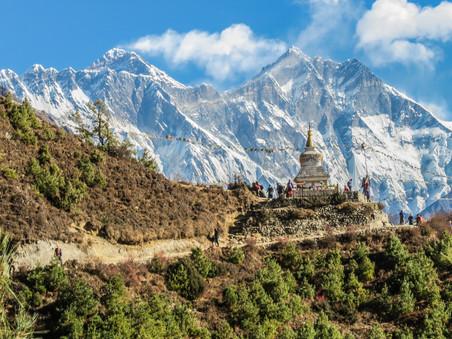Nepal- deel 2: Life is like a box of chocolates