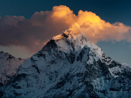 Nepal- deel 14: On top of the world