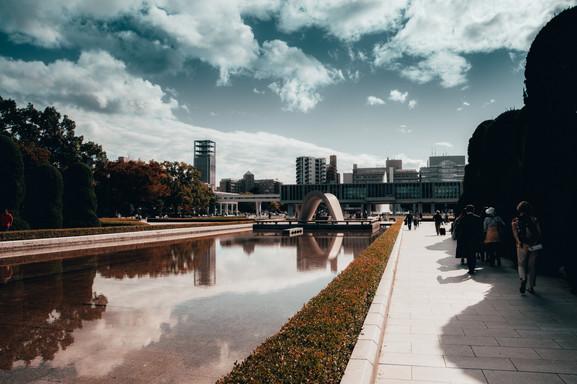 Hiroshima Peace Memorial Park
