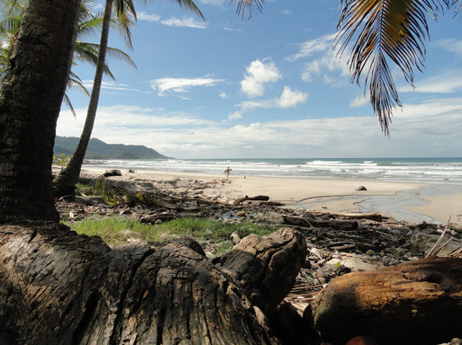Playa del Carmen, Mal Pais in Costa Rica