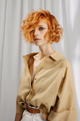 Sesja dla Trendy Hair Fashion