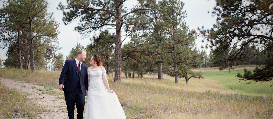 Gunner & Kristyn {Black Hills Wedding}